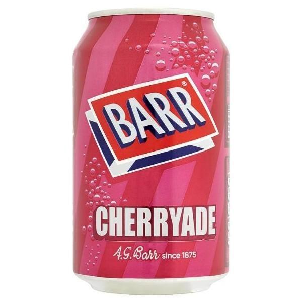 BARR Cherryade Zuckerfrei 330 ml UK