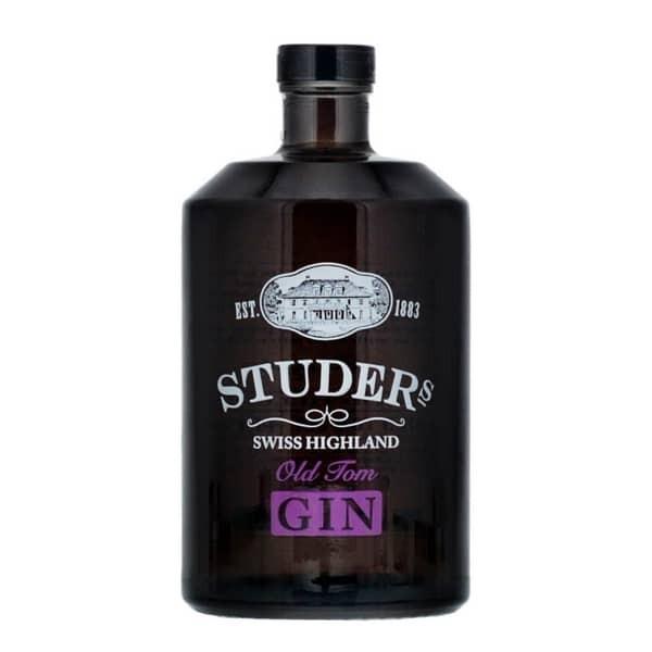 Studer`s Swiss OLD TOM Gin 70 cl / 44.4 % Schweiz