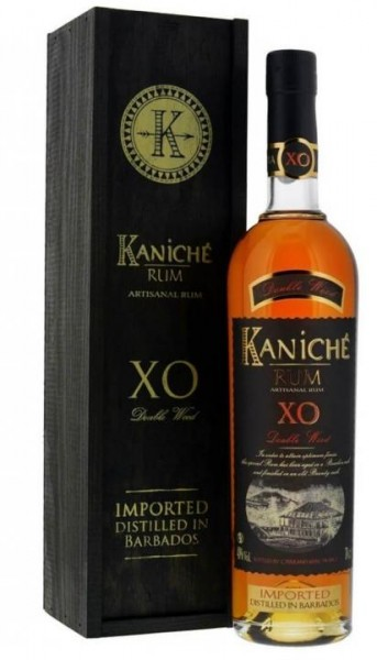 Kaniché XO Double Wood Rum 70 cl / 40 % Karibik