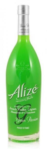 Alizé Green Passion Likör 70 cl / 16 % Frankreich