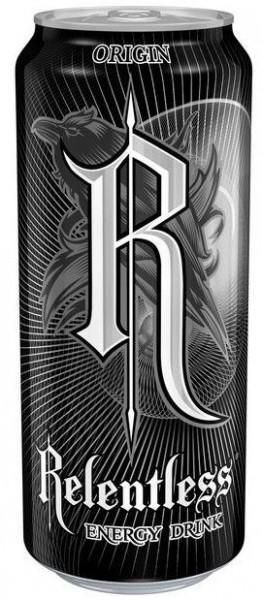 Relentless Original Energy Drink 500 ml UK