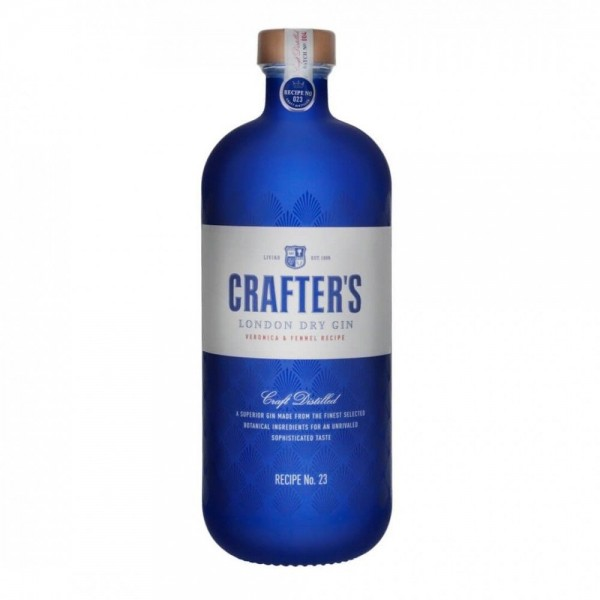 CRAFTER'S London Dry Gin 70 cl / 43 % Estland