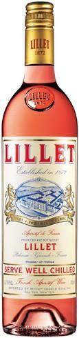 LILLET Rosé 17 % / 75 cl Frankreich