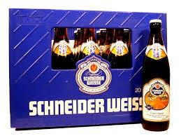 SCHNEIDER WEISSE TAP 7 Weissbier Kiste 20 x 500 ml / 5.4 % Deutschland