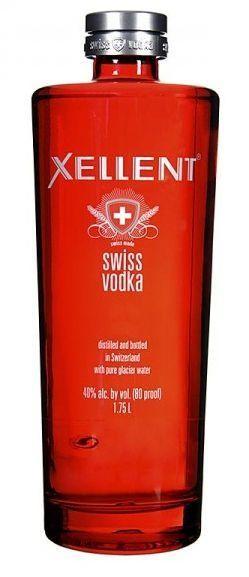 XELLENT Swiss Premium Vodka Magnumflasche 1.75 Liter / 40 % Schweiz