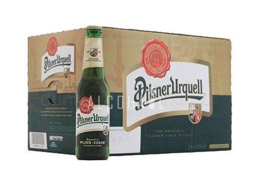 Pilsner Urquell 24 x 330 ml / 4.4 % Tschechien