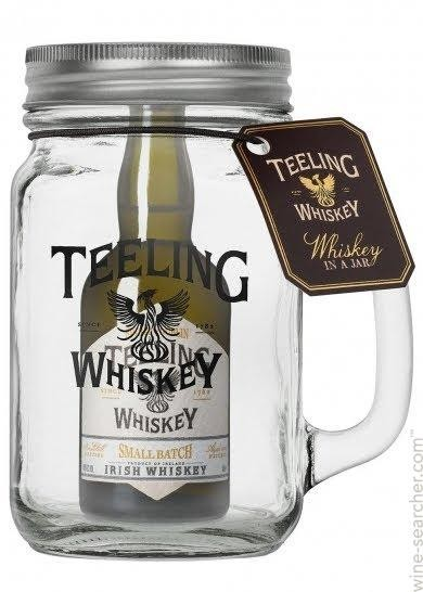 TEELING Whiskey in the JAR 5 cl / 46 % Irland