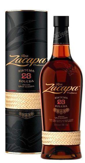 Ron Zacapa Centenario No. 23, 70 cl / 40 % Guatemala