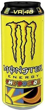 MONSTER Energy ROSSI - THE DOCTOR VR/46 355 ml UK