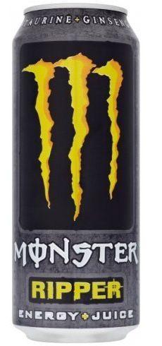 MONSTER RIPPER ENERGY + JUICE 500 ml UK