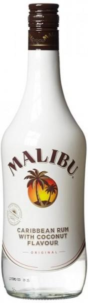 Malibu Likör 70 cl / 21 % Spanien