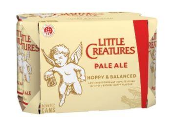LITTLE CREATURES Pale Ale Dose Kiste 24 x 355 ml / 5.2 % Australien