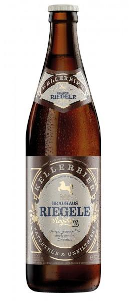 Riegele's Augustus Weizen Doppelbock 20 x 50 cl / 8 % Deutschland