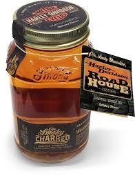 Ole SMOKY Tennessee MOONSHINE Special Edition HARLEY DAVIDSONS Charred Whisky 50 cl / 51.5 % USA