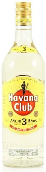 Havana Club Anejo 3 Anos 70 cl / 40 %
