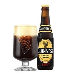 GUINNESS Special Export Bier Kiste 24 x 330 ml / 8 % Irland