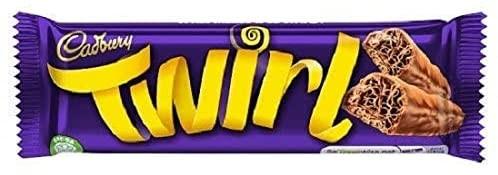 Cadbury TWIRL 43 Gramm UK