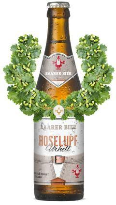 Baarer URHELL Naturtrüeb Kellerbier Dose 500 ml / 4.8 % Schweiz