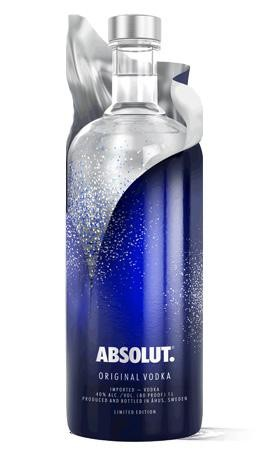 Absolut UNCOVER Special Edition 2017 - 70 cl / 40 % Schweden