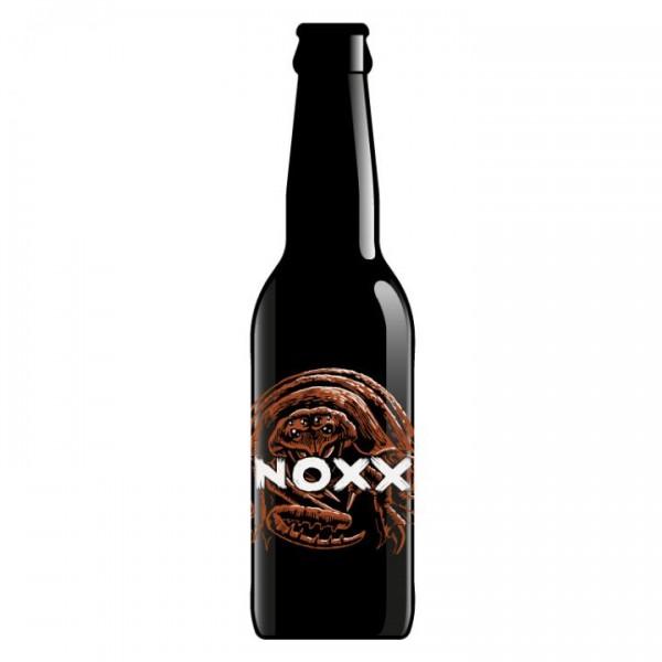 noxx AMBER Bier by Brauerei Eisbock 330 ml / 5.3 % Schweiz