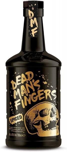 Dead Mans Fingers Spiced Rum 70 cl / 37.5 % UK