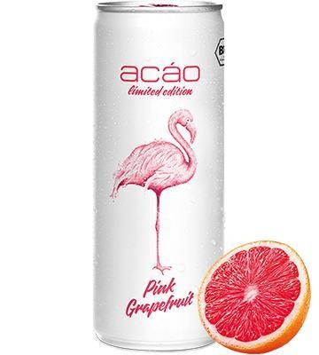 ACAO Smart Drink BIO PINK GRAPEFRUIT 250 ml Germany