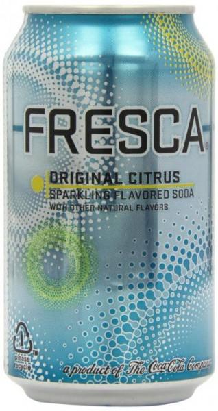 FRESCA Original Citrus 355 ml USA