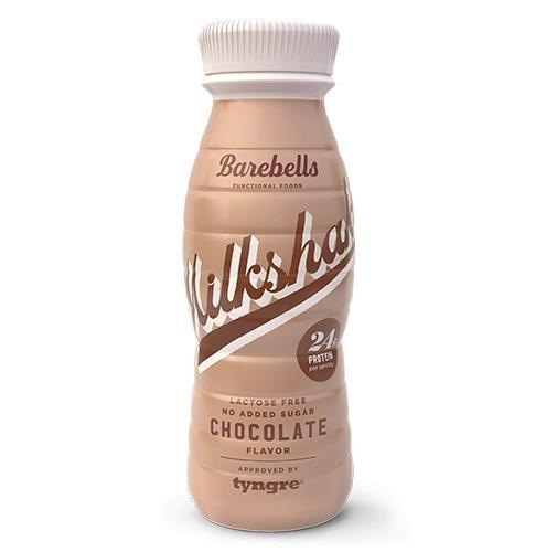 Barebells Protein MILCHSHAKE CHOCOLATE 330 ml Schweden