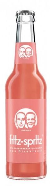 fritz-spritz Bio - Rhabarbersaftschorle 330 ml Deutschland