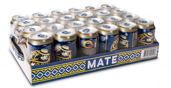 EL TONY Mate Limonade mit Guarana Case 24 x 330 ml Österreich