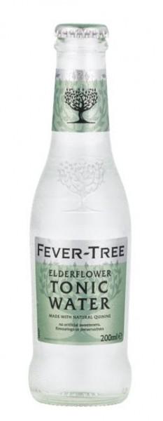 FEVER-TREE ELDERFLOWER Tonic Water 200 ml UK