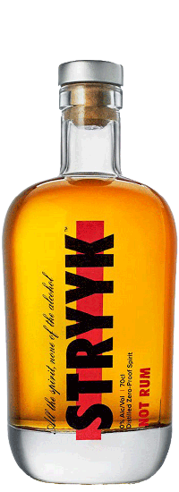 STRYYK Not RUM Non-alcoholic spirit 70 cl UK