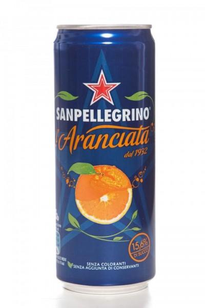 SanPellegrino L'Aranciata 330 ml Italien