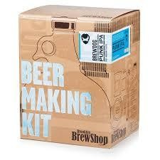 Brew Dog Beer Making Kit BRAUSET for PUNK IPA with all necessary accessories