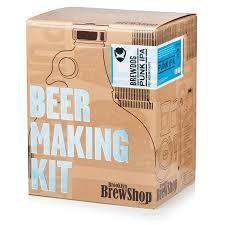 Brew Dog Beer Making Kit BRAUSET für PUNK IPA mit allem nötigem Zubehör