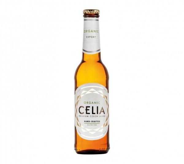 CELIA BIO Glutentfreies Bier 330 ml / 4.5 % Tschechien