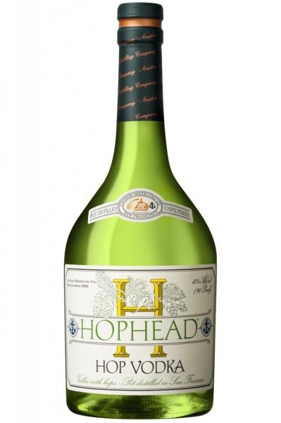 HOPHEAD Hopfen Vodka 70 cl / 45 % USA