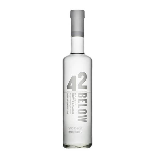 42 BELOW Vodka 70 cl / 40 % Neuseeland
