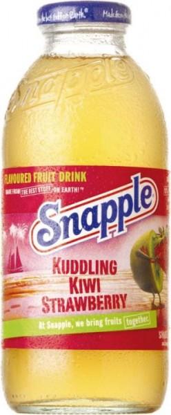 Snapple Kuddling Kiwi - Strawberry 12 x 500 ml Holland