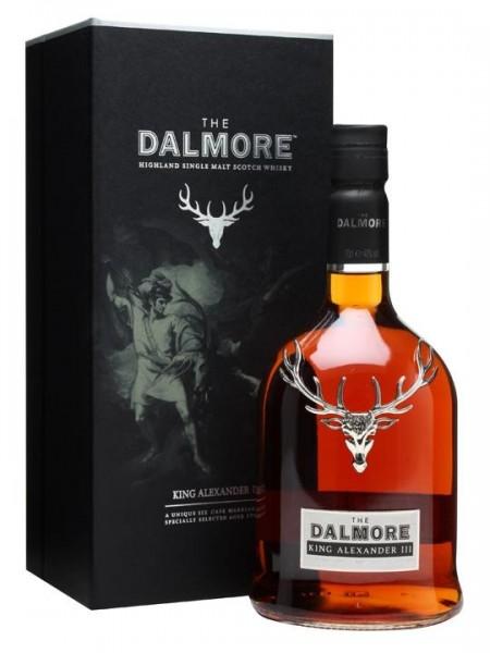 The DALMORE King Alexander III Highland Single Malt Scotch Whisky 70 cl / 40 % Schottland