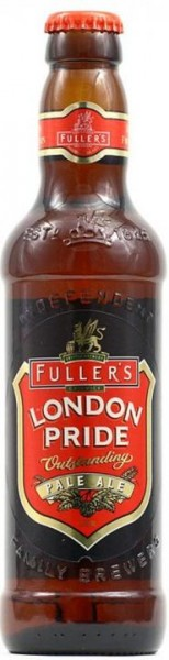 Fuller's London Pride Kiste 24 x 330 ml / 4.7 % UK