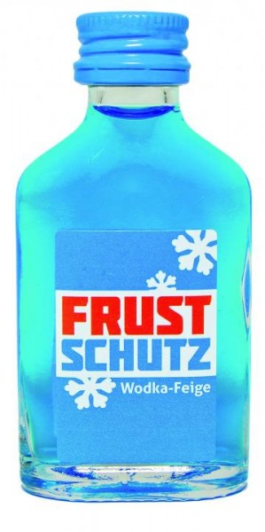 FRUSTSCHUTZ Vodka / Feigenlikör 2 cl / 16 % Deutschland