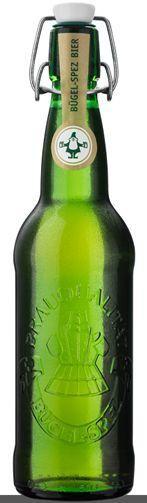 Baarer BÜGEL SPEZIAL Pilsener Bier Kiste 15 x 500 ml / 5.2% Schweiz