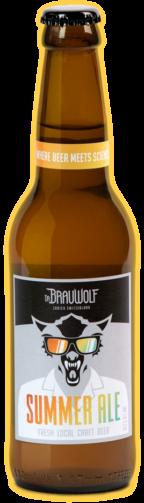 Dr. BRAUWOLF APA American Pale Ale 330 ml / 5.3 % Schweiz