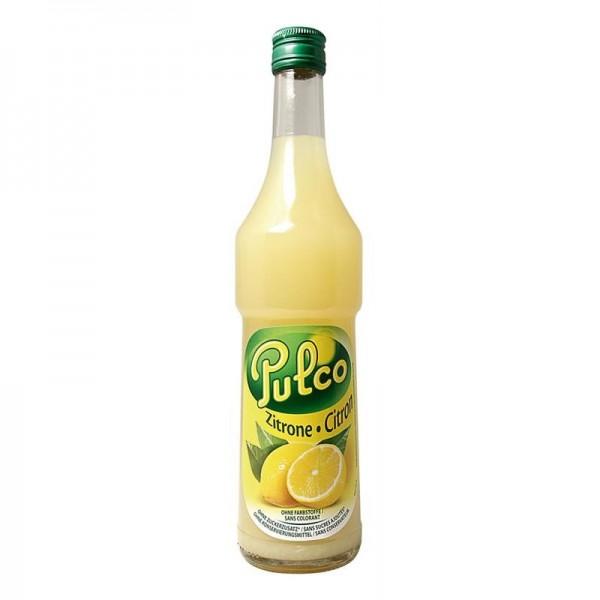 Pulco Citron Zitronensaft 70 cl Frankreich