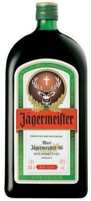 Jägermeister 1 Liter / 35 % Deutschland