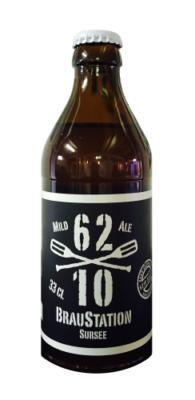 6210 - Braustation Mild Ale Case 20 x 330 ml / 4.7 % Schweiz
