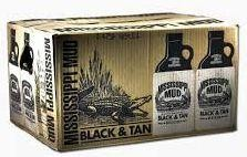 Mississippi Mud Black & Tan Porter & Pilsner Kiste 12 x 946 ml / 5 % USA