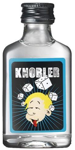 KNOBLER Shot Vodka & Feige PET 3 cl / 15 % Deutschland