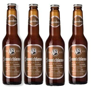 SAMICHLAUS Classic Millesimee - Starkbier Kiste 24 x 330 ml / 14 % Österreich
